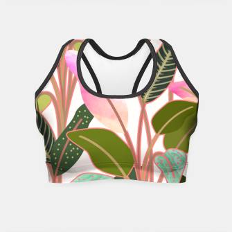 Thumbnail image of Color Paradise Crop Top, Live Heroes