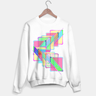 Thumbnail image of Stained Glass Sweater regular, Live Heroes