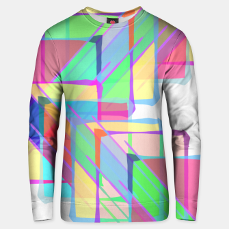Thumbnail image of Stained Glass Cotton sweater, Live Heroes