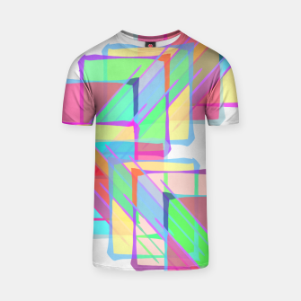 Thumbnail image of Stained Glass T-shirt, Live Heroes
