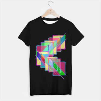 Thumbnail image of Stained Glass T-shirt regular, Live Heroes