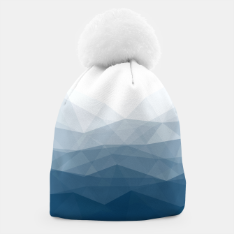 Thumbnail image of Triangular blue Gorro, Live Heroes