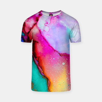 Thumbnail image of Oil Slick T-Shirt, Live Heroes
