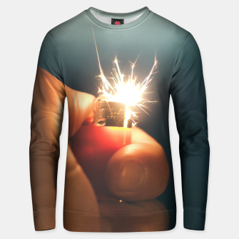 Thumbnail image of Flame And Sparks Cotton sweater, Live Heroes