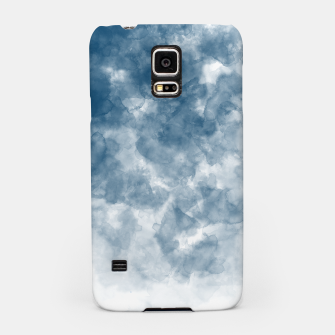 Thumbnail image of Blue Watercolour Effect Samsung Case, Live Heroes