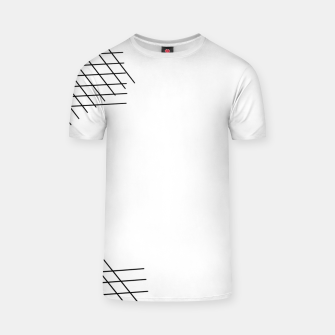 Thumbnail image of Hatched  T-shirt, Live Heroes