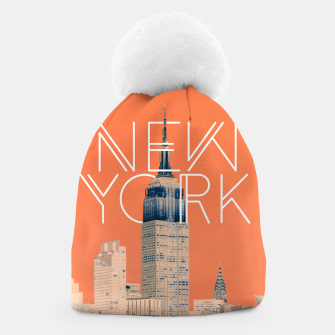 The Big Apple Beanie miniature