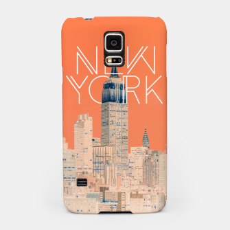 The Big Apple Samsung Case miniature