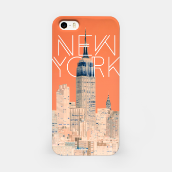 The Big Apple iPhone Case miniature