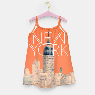 Thumbnail image of The Big Apple Girl's dress, Live Heroes