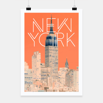 The Big Apple Poster miniature
