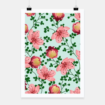 Thumbnail image of Blush Vines Poster, Live Heroes