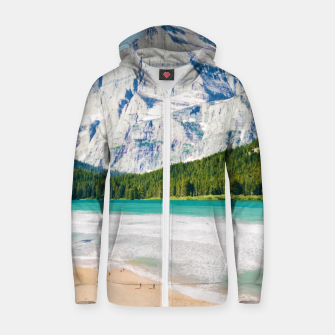 Miniature de image de The Perfect Vacay Cotton zip up hoodie, Live Heroes