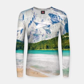 Miniature de image de The Perfect Vacay Woman cotton sweater, Live Heroes
