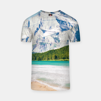 Miniature de image de The Perfect Vacay T-shirt, Live Heroes