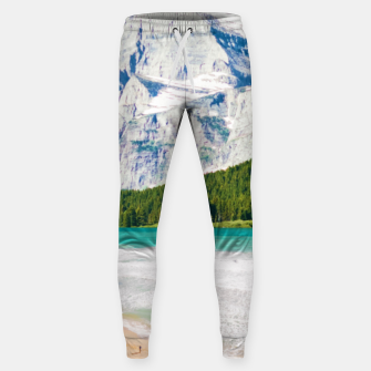 Miniature de image de The Perfect Vacay Cotton sweatpants, Live Heroes