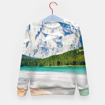 Miniature de image de The Perfect Vacay Kid's sweater, Live Heroes