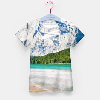Miniature de image de The Perfect Vacay Kid's t-shirt, Live Heroes
