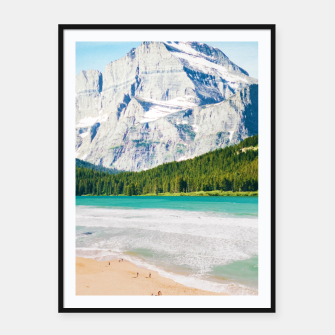 Miniature de image de The Perfect Vacay Framed poster, Live Heroes
