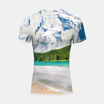 Miniature de image de The Perfect Vacay Shortsleeve rashguard, Live Heroes