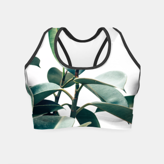 Thumbnail image of L'amour de ma vie Crop Top, Live Heroes