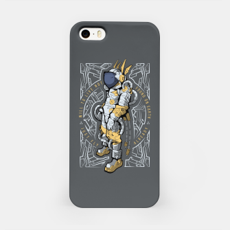 Miniature de image de anxietron iPhone Case, Live Heroes