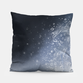 Thumbnail image of Dark Stormy Sea Pillow, Live Heroes