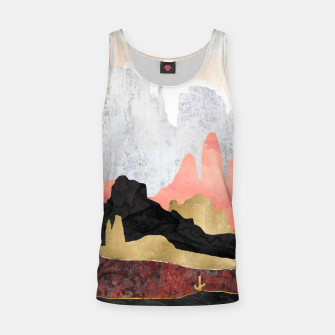 Thumbnail image of Distant Desert Tank Top, Live Heroes