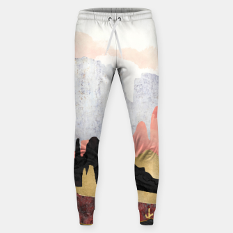 Thumbnail image of Distant Desert Cotton sweatpants, Live Heroes