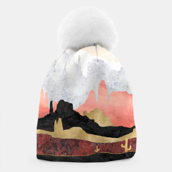 Thumbnail image of Distant Desert Beanie, Live Heroes