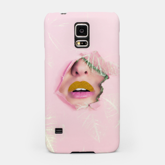 Thumbnail image of Glamour Samsung Case, Live Heroes