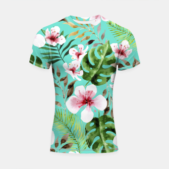 Thumbnail image of Lovely || Shortsleeve rashguard, Live Heroes