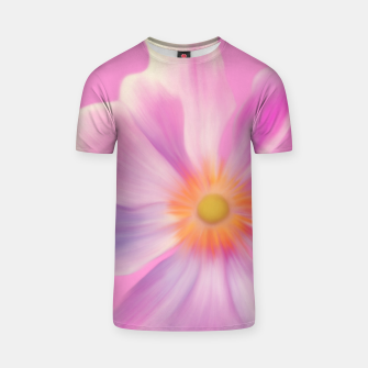 """Thumbnail image of """"PINK FLOWER"""" T-Shirt, Live Heroes"""