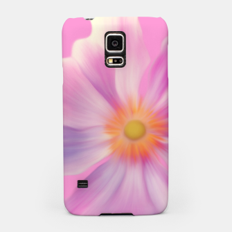 """Thumbnail image of """"PINK FLOWER"""" Handyhülle für Samsung, Live Heroes"""