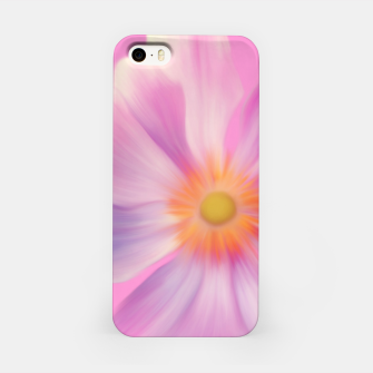 """Thumbnail image of """"PINK FLOWER"""" iPhone-Hülle, Live Heroes"""