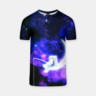 Thumbnail image of Cosmic Fisher T-Shirt, Live Heroes