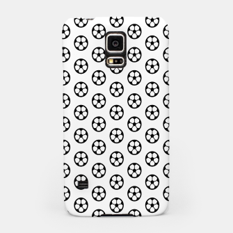 Thumbnail image of Simple Soccer Ball Motif Pattern Samsung Case, Live Heroes