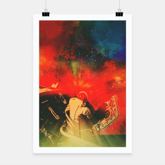 Thumbnail image of Psychonaut Poster, Live Heroes
