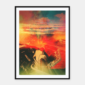 Thumbnail image of Psychonaut 2 Framed poster, Live Heroes