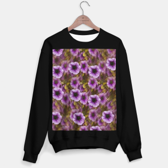 Miniatur The sky is not the limit for a floral delight Sweater regular, Live Heroes