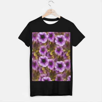 Miniatur The sky is not the limit for a floral delight T-shirt regular, Live Heroes