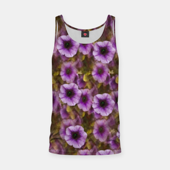 Miniatur The sky is not the limit for a floral delight Tank Top, Live Heroes