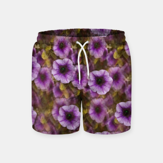 Miniatur The sky is not the limit for a floral delight Swim Shorts, Live Heroes