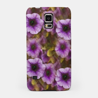 Miniatur The sky is not the limit for a floral delight Samsung Case, Live Heroes