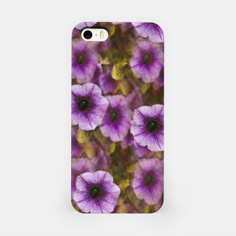 Miniatur The sky is not the limit for a floral delight iPhone Case, Live Heroes