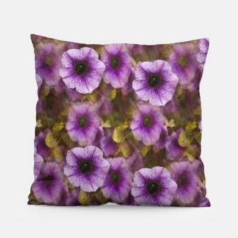 Miniatur The sky is not the limit for a floral delight Pillow, Live Heroes