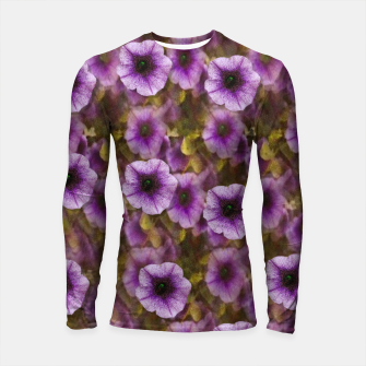 Miniatur The sky is not the limit for a floral delight Longsleeve rashguard , Live Heroes
