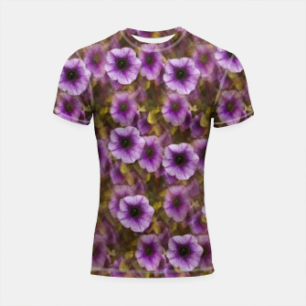 Miniatur The sky is not the limit for a floral delight Shortsleeve rashguard, Live Heroes