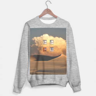 Thumbnail image of Looking Out Sweater regular, Live Heroes