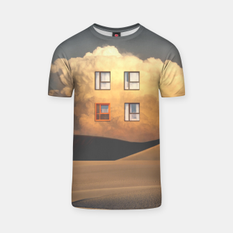 Thumbnail image of Looking Out T-shirt, Live Heroes